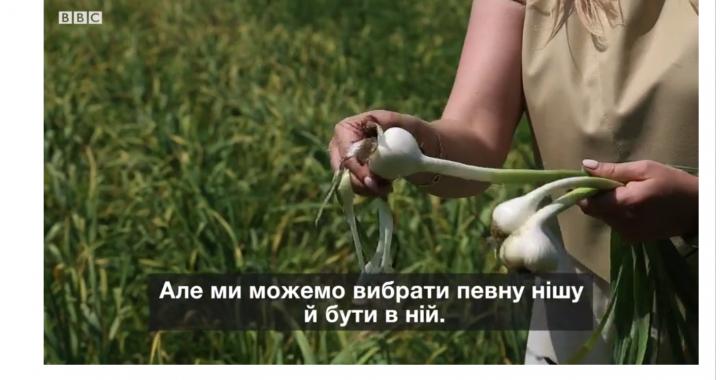 Я вирощую український часник